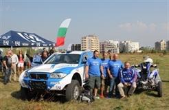 """България вече ще има участник с автомобил на рали """"Дакар 2013"""""""