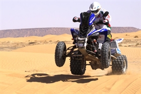 """Successful start for Hristov in """"Rally Morocco 2012"""""""