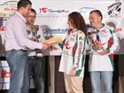 """Preparation for """"Dakar 2012"""" of Hristov and Todorova began with victory."""
