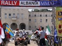 Рали Албания 2011